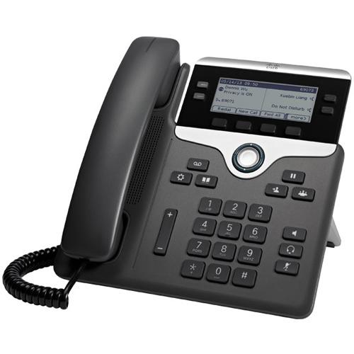 Cisco Systems CP-7841-K9= вид сбоку