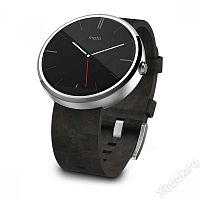 Motorola Moto 360 Stone Leather